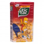 TicTac Buzz Cola Flavor Simpsons Big Pack limited