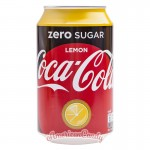 Coca Cola Lemon Zero incl. Pfand