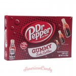 Dr Pepper Gummy Soda Bottles