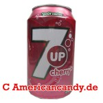 24x 7up Cherry incl. Pfand