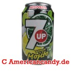 7up Mojito incl. Pfand