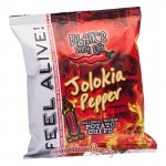 Blair's Death Rain Jolokia Pepper Chips 85g