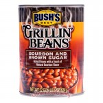 Bush's Best Grillin' Beans Bourbon and brown sugar 624g