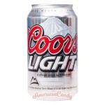 Coors Light US Beer incl. Pfand