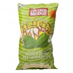 Covered Bridge Sweet & Spicy Jalapeno Chips 170g
