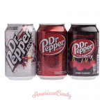 DR. PEPPER-MIX  (24 x Dr. Pepper (3 verschiedene Sorten))