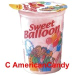 Sweet Balloon Zuckerwatte Small 500 ml