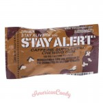 Military Stay Alert Caffeine Chewing Gum Cinnamon