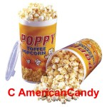 Poppy TOFFEE Popcorn 100g