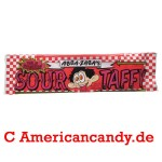 Annabelle's Abba-Zaba's Wild strawberry sour taffy