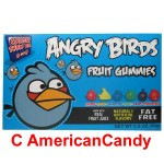 Angry Birds Blue Bird Fruit Gummies