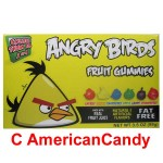 Angry Birds Yellow Bird Fruit Gummies