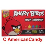 Angry Birds Red Bird Fruit Gummies