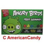 Angry Birds Green Bird Fruit Gummies