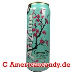 Arizona Green Tea with Ginseng and Honey 680ml