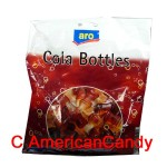 Aro Cola Bottles 400g