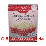 Betty Crocker Sunny Lemon Cupcake Mix 303g