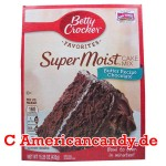 Betty Crocker Super Moist Butter Recipe Chocolate Cake Mix 432g