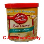 Betty Crocker Rich & Creamy Cream Cheese Frosting 453g
