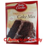 Betty Crocker Chocolate Fudge Cake Mix 500g