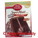 Betty Crocker Super Moist Devil's Food Hershey's Cake Mix 432g