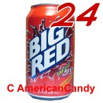 24x Big Red Soda incl. Pfand
