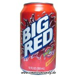 Big Red Soda USA incl. Pfand