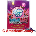 Charms Blow Pop Bursting Berry Lollipop