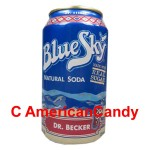 Blue Sky Dr. Becker Soda incl. Pfand