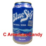 Blue Sky Grape Soda incl. Pfand