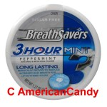 Breathsavers 3Hour Mint Peppermint BigPack