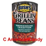 Bush's Best Grillin' Beans Smokehouse Tradition 624g