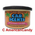 California Car Scents Lufterfrischer Capistrano Coconut