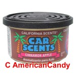 California Car Scents Lufterfrischer Cinnamon Apple