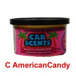 California Car Scents Lufterfrischer Shasta Strawberry