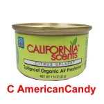 California Scents Lufterfrischer Citrus Splash