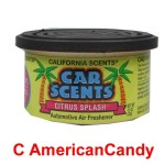 California Car Scents Lufterfrischer Citrus Splash