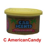 California Car Scents Lufterfrischer Golden State Delight
