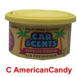 California Car Scents Lufterfrischer Hawaiian Gardens