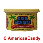 California Car Scents Lufterfrischer La Jolla Lemon