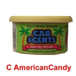 California Car Scents Lufterfrischer Malibu Melon