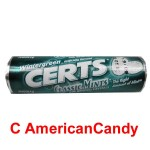 Cadbury Adams Wintergreen Certs Classic Mints