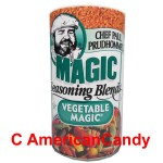 Chef Paul Prudhomme's Magic Seasoning Blends Vegetable Magic 71g