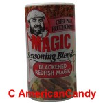 Chef Paul Prudhomme's Magic Seasoning Blends Blackened Redfish M