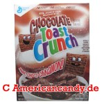 General Mills Chocolate Cinnamon Toast Crunch 360g
