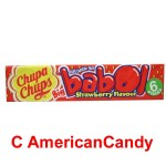 Chupa Chups Babol Strawberry