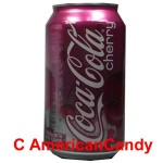 Coca Cola Cherry USA incl. Pfand