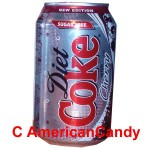 Coca Cola Diet Coke with Cherry incl. Pfand