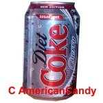 24 x Coca Cola Diet Coke with Cherry incl. Pfand