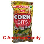 Corn Bits Snack Super Garlic Flavor